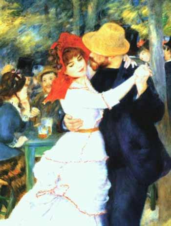 [画像 / Dance at Bougival]